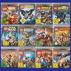 PS3 - Playstation ► Lego Spiel nach Wahl - Batman | Indiana Jones | Star u.v.m ◄