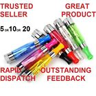 5 OR 10 OR 20 COLOURED ATOMISERS,,510 THREAD