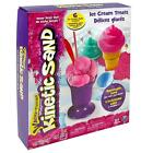 New Kinetic Sand Ice Cream Treats Playset DAMAGED BOX PRODUCT FINE