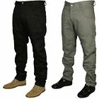 MENS BRAND NEW ETO JEANS EM537 GREY AND BLACK DESIGNER PANTS PRICE RRP £44.99