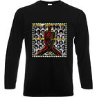 A Tribe Called Quest Midnight Marauders Long Sleeve Black T-Shirt Size S to 3XL