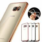 ShockProof Clear Slim Armor Defender Case For Samsung Galaxy Grand / Core Prime