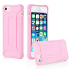 Shockproof Soft Silicone Rubber Slim Armor Back Case Cover For iPhone 7 / 7 Plus