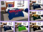 NFL Licensed 2 Piece Twin Comforter & Sham Bed Set In A Bag - Choose Your Team