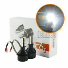 2*60W LED Headlight Kit 881 880 9005 9006 H1 H3 H4 H7 H11 H8 H9 9007 hi low Bulb