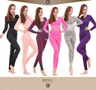 Men Women Velvet Inner Wear Thermal Underwear Long Johns Pajama Fashion New Xmas