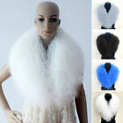 100% Real Mongolia Lamb Fur Collar Scarves Cape Wraps Shawls Scarf New Selling