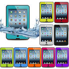 US Durable Waterproof Shockproof Snow/Dirt Proof Case Cover For Apple iPad Mini