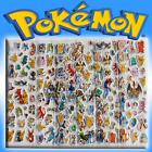 Pokemon Go Reward Stickers MINI Foam 3D Kids Padded Pikachu Scrapbook stick on