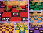 "NBA Licensed 18"" Modular Carpet Tiles 20 Tile Box Set Flooring Rug - Choose Team"