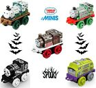 New Fisher Price Thomas and Friends Minis 4cm Toy Trains / Carriages Halloween
