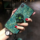 For Apple iPhone 7 / 7 Plus Shockproof Leather Ultra Thin Hard Stand Case Cover