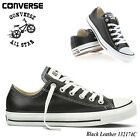CONVERSE LADIES GIRLS LEATHER TRAINERS SPORTS SCHOOL CASUAL SHOES SIZE UK 3-8