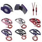 Foldable Quality Stereo Fold Earphones Headset Headphones Over Ear MP3/4 Goodish