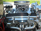 CHEVY 383  ROLLER STROKER ENGINE  BY CRICKET