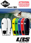 NEW Softech ROCKET FUELS 52'' & 56'' Soft Twin Fin Surfboards with FCS fins