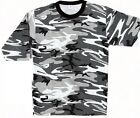 THERMAL SHIRT URBAN CAMOUFLAGE SHORT SLEEVES  SIZE ,5XL