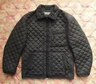 RARE! 2011AW ISSEY MIYAKE MEN QUILTING COAT BLOUSON JACKET 1(S)BLACK MEN'S TOP