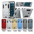 Dual Layer Armor Ultra Slim Heavy-Duty Case Cover for HTC 10, One M10