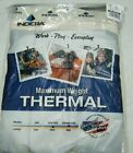 THERMAL BOTTOM UNDERWEAR 50/50 SUPER HEAVY WEIGHT SIZE: S,M, L,XL,2X,3X,