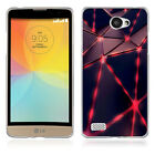 Ultra Slim Patterned Rubber Soft Protective Gel Back Case Cover For LeEco Lenovo