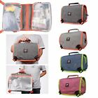 BUBM Carrying Travel Organizer Wash Bag Cosmetic Makeup Storage Toiletry Pouch