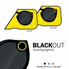 Recording Light Cover Kit 2-Pack for snapchat Spectacles Hidden Blackout stealth