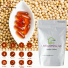 Lecithin 1200mg softgel - Reduces Fat - Brain Food - GMO free - Diet capsules