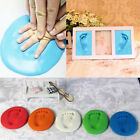 Infant Baby Kids Handprint Footprint Clay Special Baby DIY Air Drying Clays#X