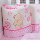 One Piece Cotton Baby Crib Bumper Baby Bed Cot Protection Fashion Bumper For Bed