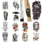 1 Pc Sexy Body Tattoo Sticker Temporary Body Arm Sticker Removable Waterproof