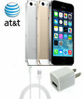 """Apple iPhone 5S/4s,16GB,32GB,64GB,8GB """"GSM UNLOCKED"""" ,Silver, Gold or Space Gray"""