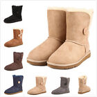 UGG Australia 5803 Bailey Button Women Winter Boots All Colors UK Size 3.5 - 7.5
