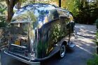 1957 VINTAGE AIRSTREAM BUBBLE 16 FEET 2000 LBS KITCHEN BATHROOM DINETTE CA MODEL