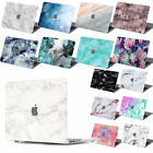 """Painting Marble Cut-Out Hard Rubberized Case Cover For Macbook Pro 13"""" Touch Bar"""