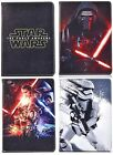 Case/Cover Star Wars Apple iPad 2/3/4 / Folding Smart Flip PU Leather Stand £18.95 GBP