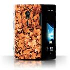 STUFF4 Phone Case/Back Cover for Sony Xperia ion LTE/LT28 /Autumn Leaves