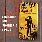 Rise Against Appeal To Reason Album Artwork for iPhone 7 & 7 Plus Case Cover