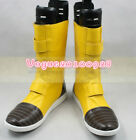 Dragon Ball Trunks cosplay shoes boots shoe boot hand made free shipping