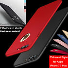 iPhone 7 7 Plus Case Luxury Ultra-thin Slim Silicone Soft TPU Cover Fr iPhone 6s