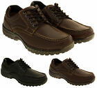 Mens Northwest Territory Genuine Leather Lace Up Work Shoes Sz Sizes 7 8 9 10 11