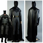 Batman v Superman Dawn of Justice League Bruce Wayne Cosplay Costume Suit Outfit