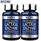 LACTASE ENZYME 100-300 Caps. Fast Acting Lactose Intolerance Dietary Supplement