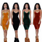 Summer Women Sleeveless Bodycon Casual Party Evening Cocktail Short Mini Dress