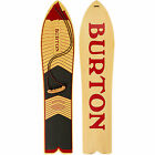 Burton Throwback Snowboard Powder Snurfer Backhill Noboard 2017 NEW