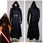 Star Wars VII The Force Awakens Ben Solo Kylo Ren Uniform Cosplay Costume Outfit $165.0 AUD