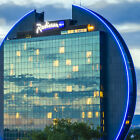 Luxury Suite Frankfurt in the spectacular Design 4 Star Superior Hotel Radisson