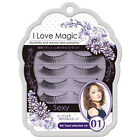 BN Japan I Love Magic Sensibility & Volume Eyelash (4 pairs) by Rei Yasui 安井レイ
