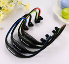Sport Wireless Bluetooth Stereo Headphone Headset Earphone for Samsung iPhone //