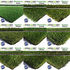 Artificial Grass Quality Fake Grass Garden Astro Natural Green Turf Lawn Cheap
